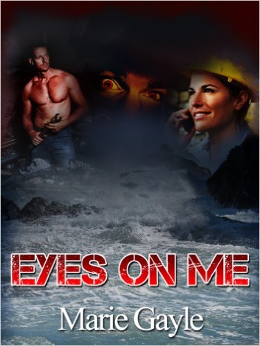 eye on me book cover